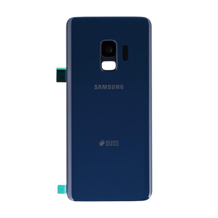 Coperchio posteriore per Samsung S9 Blu