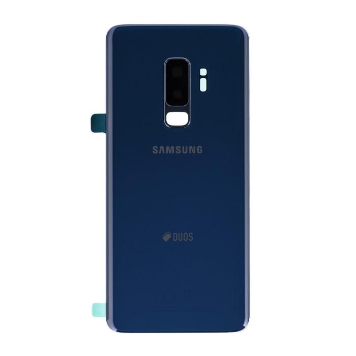 Coperchio posteriore per Samsung S9 Plus G965 Blu