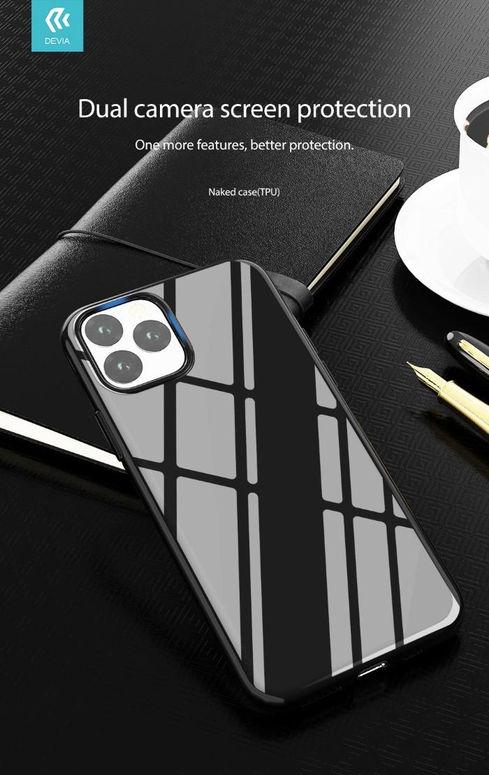 Cover Protezione in TPU Trasparente per iPhone 11 Pro 5.8