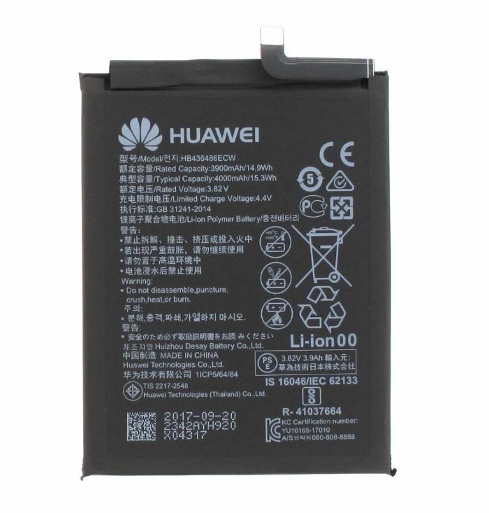 Batteria Huawei Service Pack Mate 10 Mate 10 Pro HB436486ECW