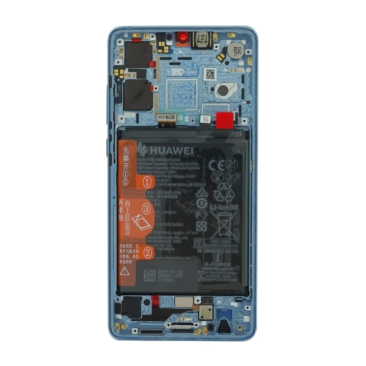 Lcd per Huawei P30 02352NLL Service Pack Breathing crystal