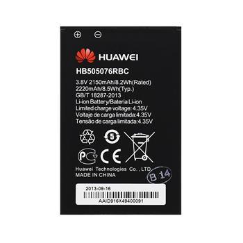 Batteria Huawei Ascend G700 HB505076RBC 2100mAh Li-Ion Bulk