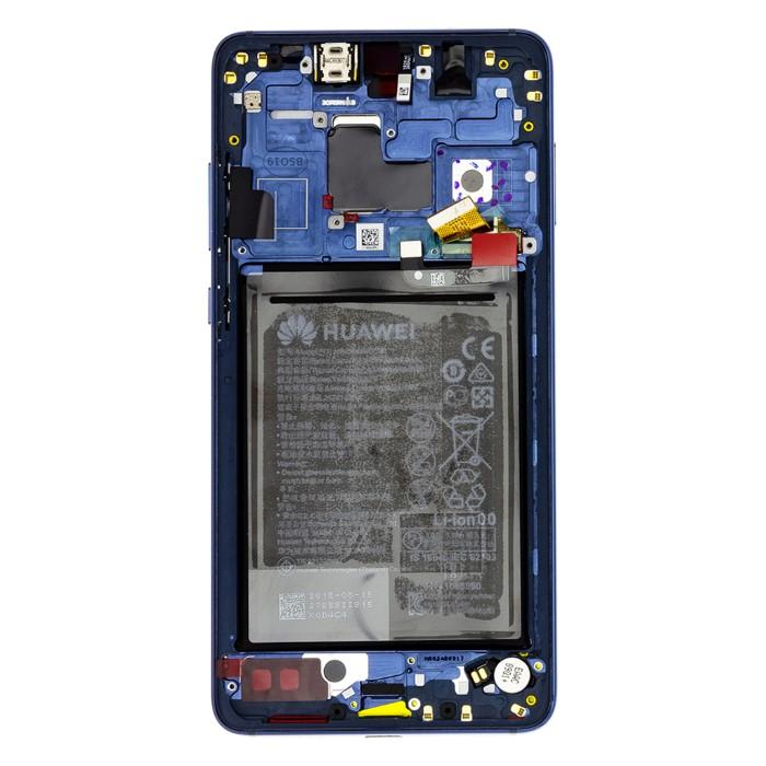 Huawei Mate 20 LCD Display Service Pack 02352FQM Blu