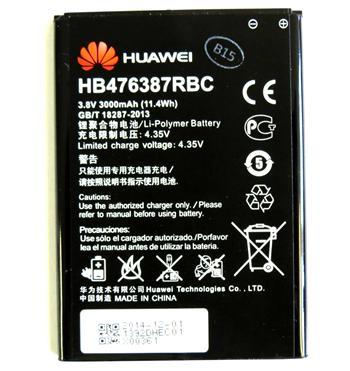 Batteria Huawei Honor G750 e 3X HB476387RBC