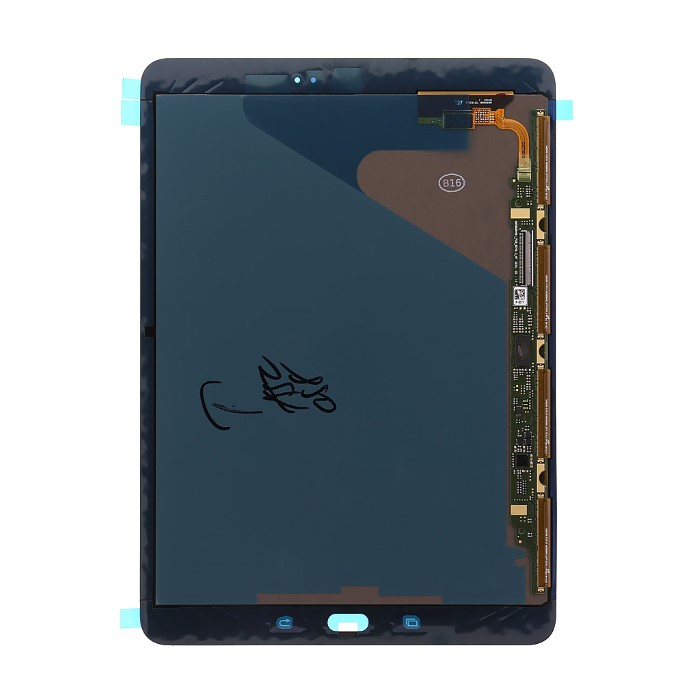 LCD + Touch Samsung T810 Galaxy TAB S2 9.7 Nero Service Pack