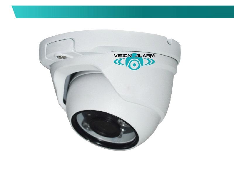 Telecamera 8MP 4 in 1 Vandal Proof Ottica 3.6mm