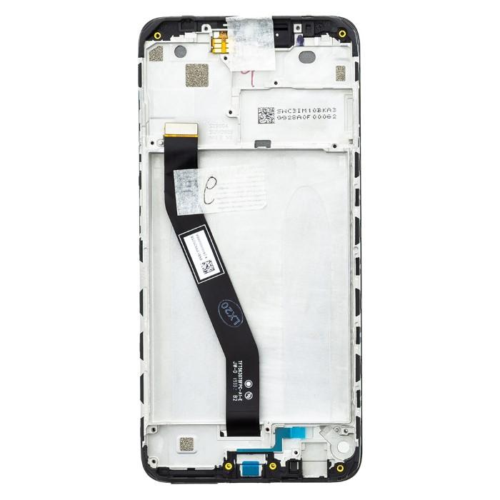 LCD con Frame Xiaomi Redmi 8 Service Pack Nero