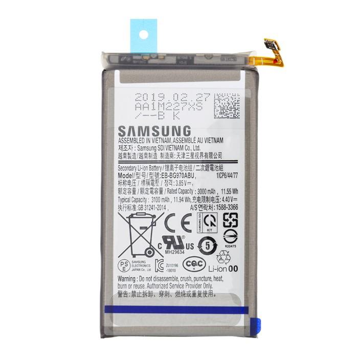 Batteria Samsung Galaxy S10e EB-BG970ABU Service pack