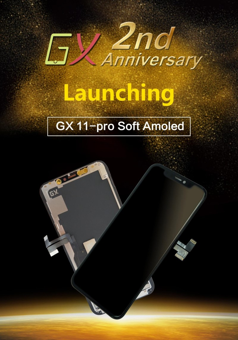 Display Per iPhone 11 Pro Oled Soft Originale GX