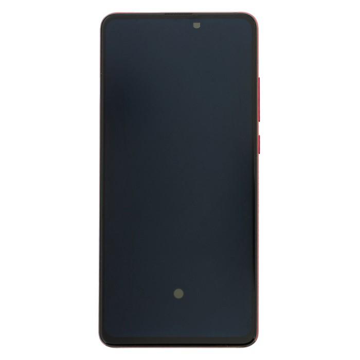 LCD + Frame per Xiaomi Mi9T Rosso