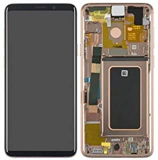 Lcd Samsung Originale Service Pack S9 Plus Gold GH97-21691E