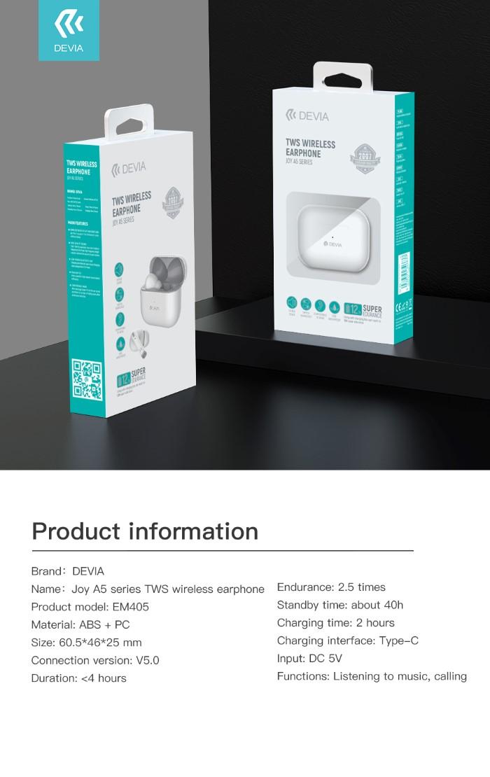 Auricolari TWS 5.0t