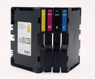 Magente Pigment Com Ricoh SG 3210DNW-2.5K#405864(GC51M)39ML