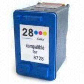 18ML Com Colori HP DeskJet 3320/3325/3420/3425 - C8728A #28