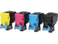 Black Compatible CX37DNF,CX37DTN,C3900TN,C3900DTN-6K S050593