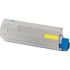 Yellow compatibile for Oki C822N, C822DN-7,3K#44844613
