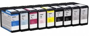 80ml Pigmen Black Fotografico Stylus Pro 3800,3880#T580100