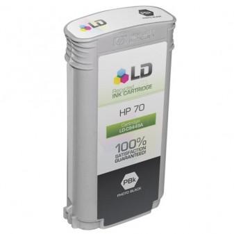 130ml Pigment MBK for HP Z2100,Z3100,Z3200,Z5200,Z5400#70