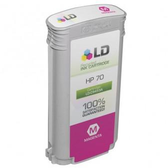 130ml Pigment Light Magent for HP Z2100,Z3100,Z3200,Z5200#70