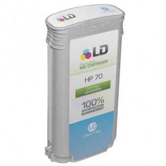 220ml Pigment Light Ciano for HP Z2100,Z3100,Z3200,Z5200#70