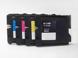 30ML-Pigment-for-Ricoh-GX-e2600,e3000N,e3300N,e3350n#Yellow