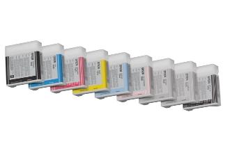 220ml Pigment Pro7800,7880,9800,9880-C13T603200#Ciano