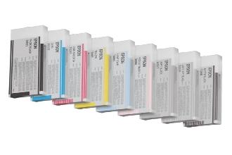 220ml Pigment Compa Pro 4800,4880-C13T606900#Light Light Bk