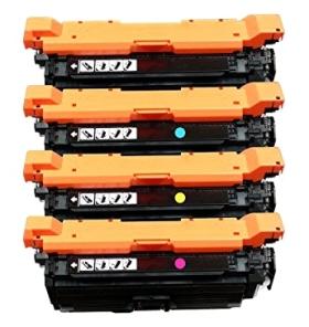 Black Rig for Enterprise M651DN,M651N,M651XH-20.5K#HP654X
