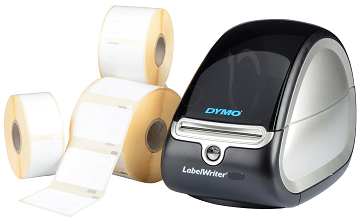 White 190mmX38mm 110psc for DYMO Labelwriter 400 #S0722470