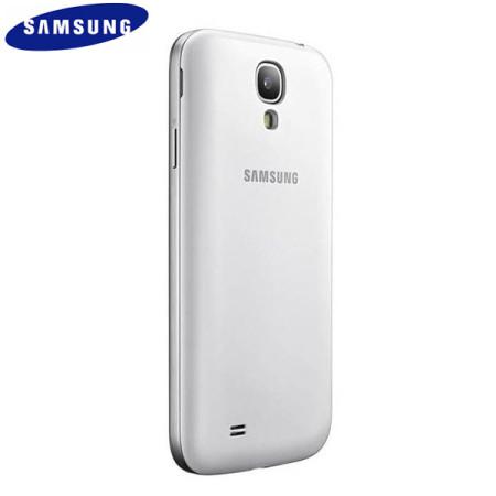 Cover Originale Posteriore Per Samsung Galaxy S4 Bianca