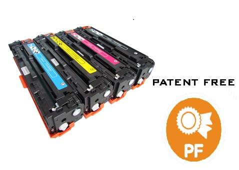 TONER HP CF 410x Nero per LaserJet Pro m452 DN NW MFP m377dw m477 FDW FDN FNW