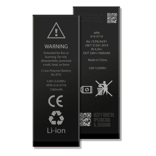 Batteria per iPhone 5S, 1560mAh