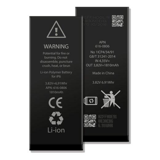 Batteria per iPhone 6, 1810mAh